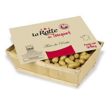 Bourriche 5 kg Ratte du Touquet