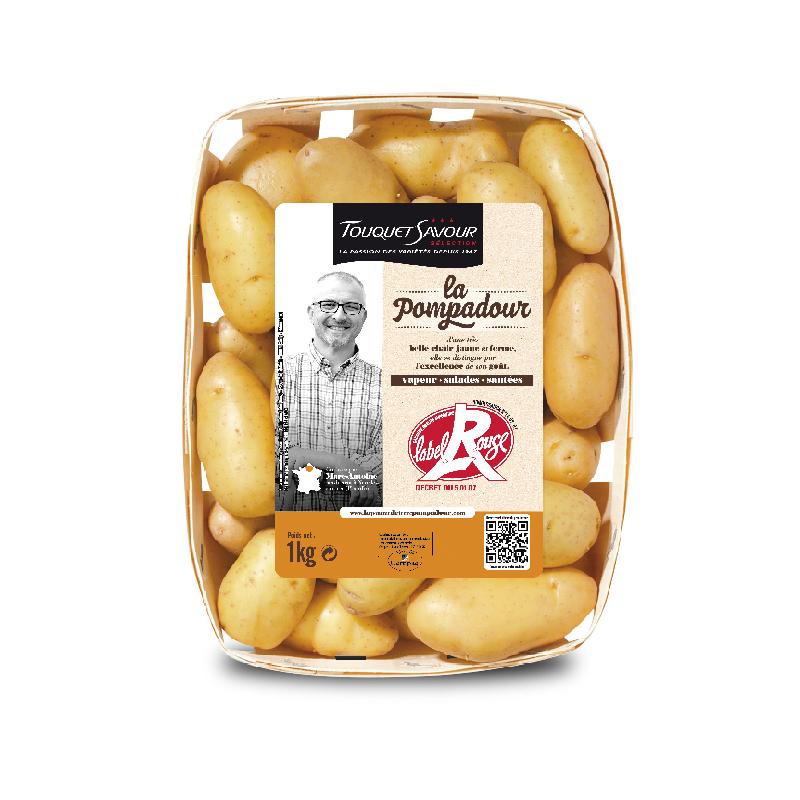 Barquette Pompadour 1 kg